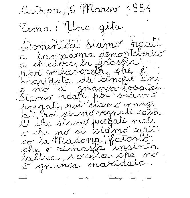 Tema Madonna di Monte Berico